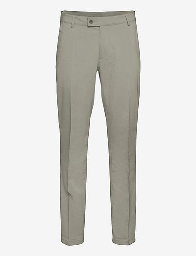 Mens Cleek stretch trousers - golfbroeken - grey