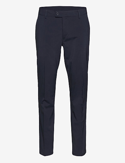 Mens Cleek stretch trousers - golfhosen - navy