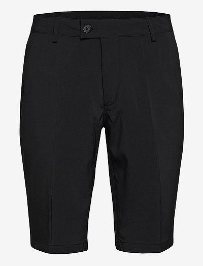 Mens Cleek stretch shorts - golfbroeken - black