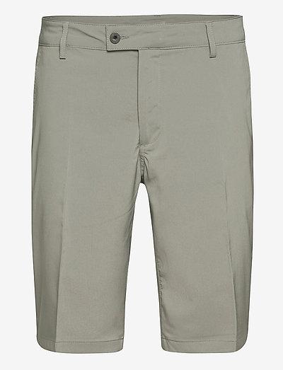 Mens Cleek stretch shorts - golfbroeken - grey
