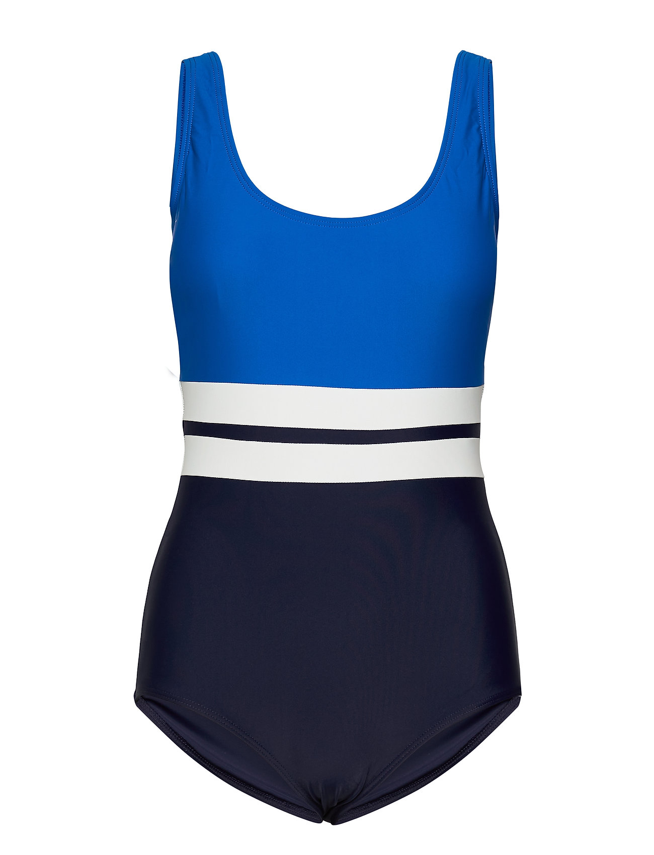 Image of Piquant Swimsuit Badedragt Badetøj Blå Abecita (3513850649)