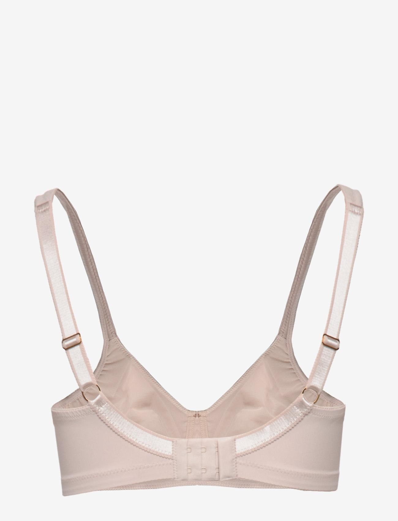 Abecita - Pretty, wireless bra - non wired bras - sand - 1