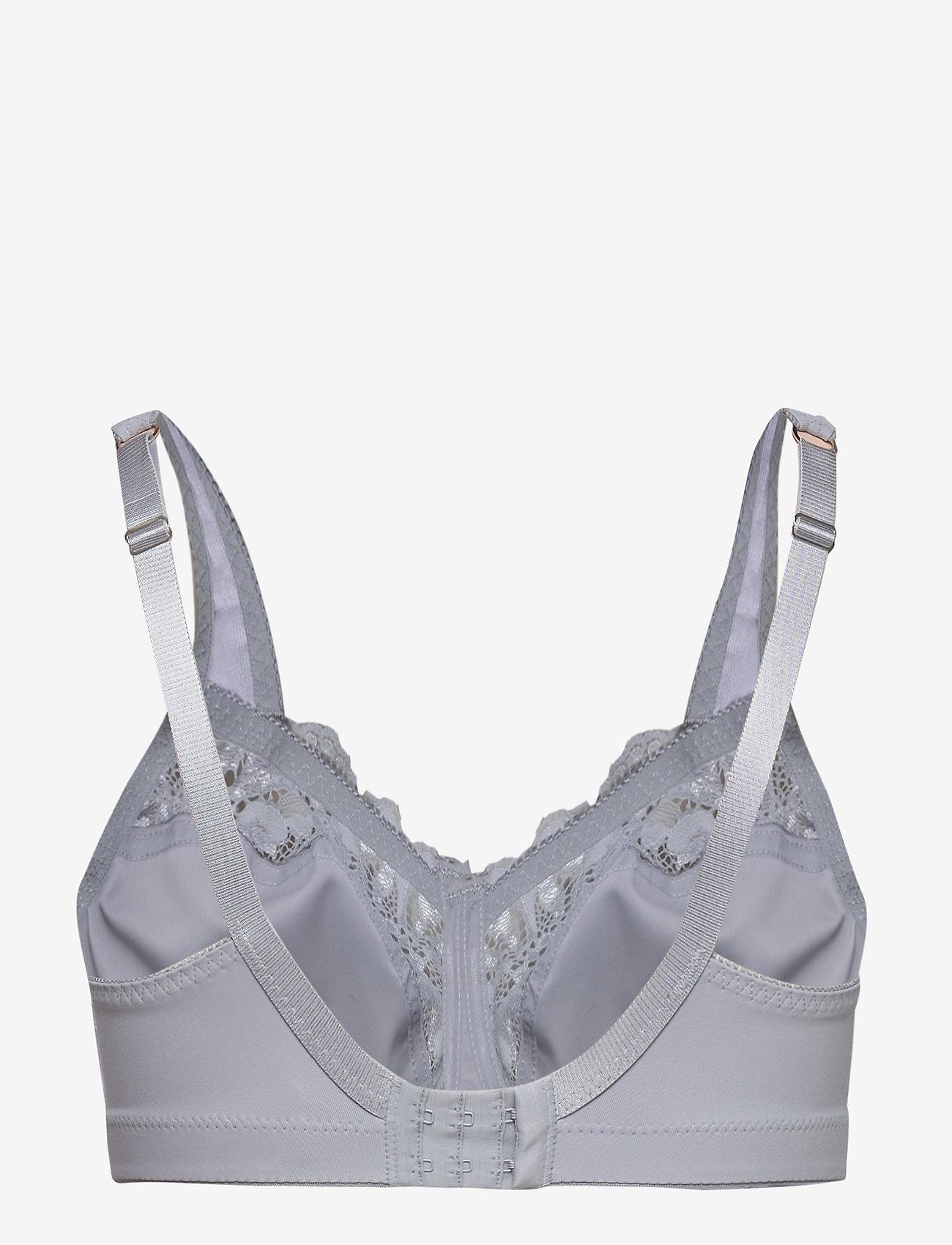 Support,soft Bra (Dapple Grey) - Abecita BHrR3R