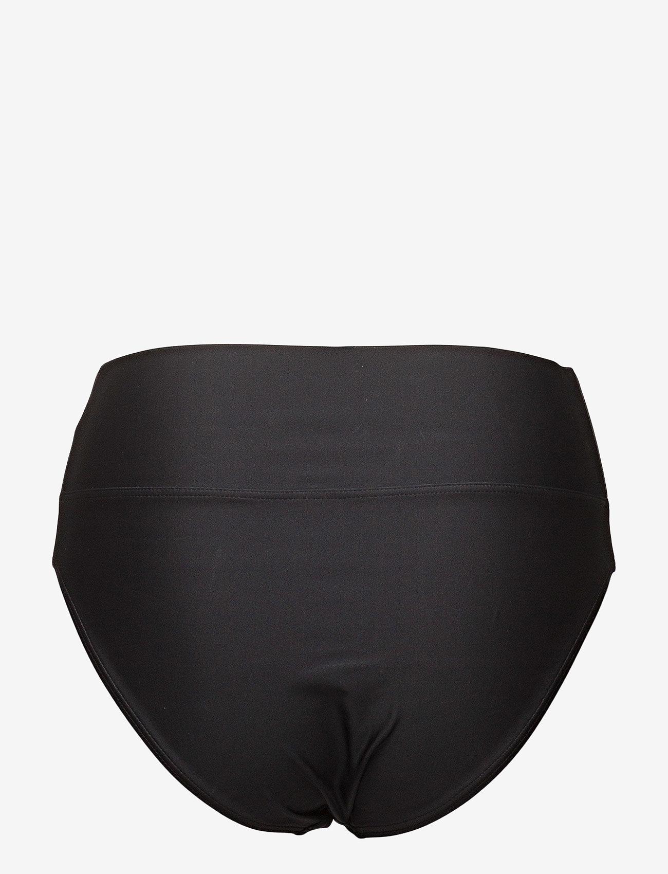 Abecita - Alanya, Folded brief - bikini ar augstu vidukli - black 020 - 1