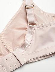 Abecita - Pretty, wireless bra - non wired bras - sand - 3