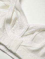 Abecita - Soft Elegance, wireless bra - kaarituettomat liivit - vanilla - 3