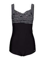 Wild in stripes - BLACK/WHITE