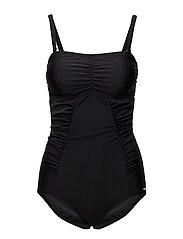 Ibiza, swimsuit - BLACK