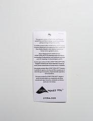 Abecita - Malaga, folded brief - bikinialaosat - black/white - 2