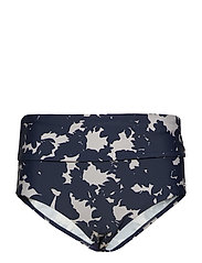 Marbella, new folded brief - GREY/NAVY