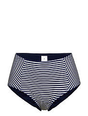 Brighton, maxibrief - NAVY/WHITE