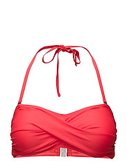 Alanya Bandeau - CARNABY RED