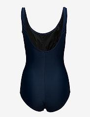 Abecita - Action Swimsuit - navy/blue - 1