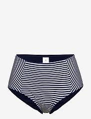 Abecita - Brighton, maxibrief - bikinialaosat - navy/white - 0