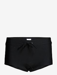 Alanya Boxer med snöre - doły strojów kąpielowych - black 020