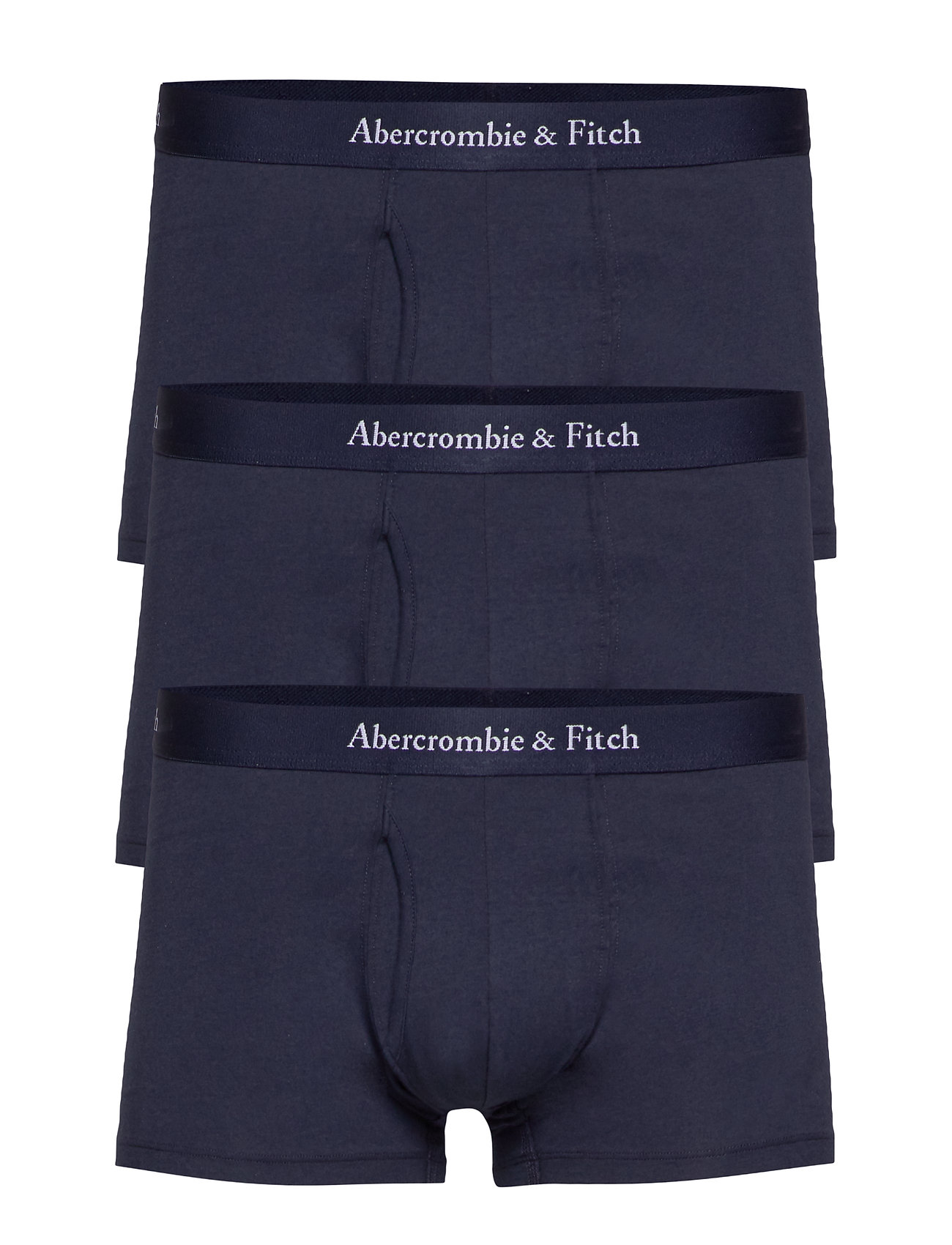 Abercrombie & Fitch Trunk Multipack - NAVY DD