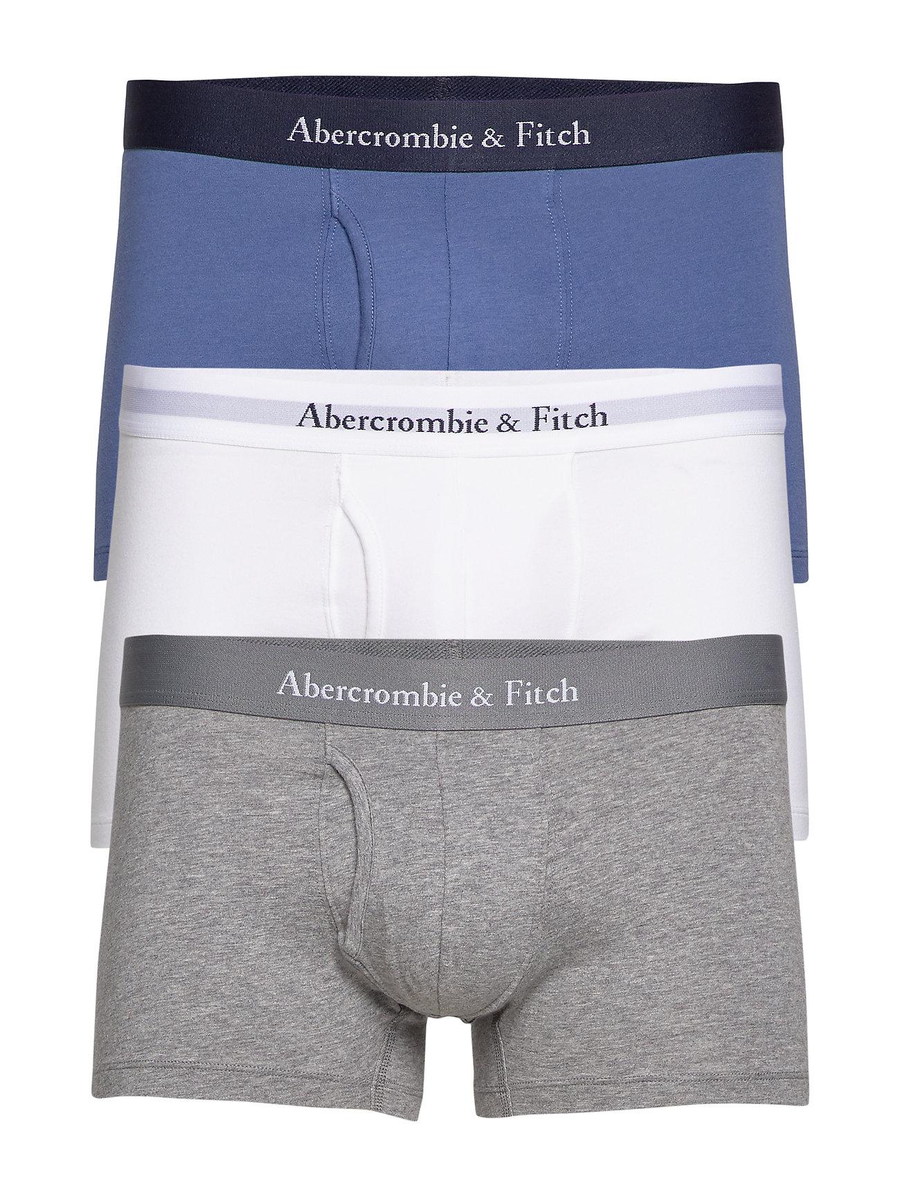 Abercrombie & Fitch Underwear - MED GREY FLAT