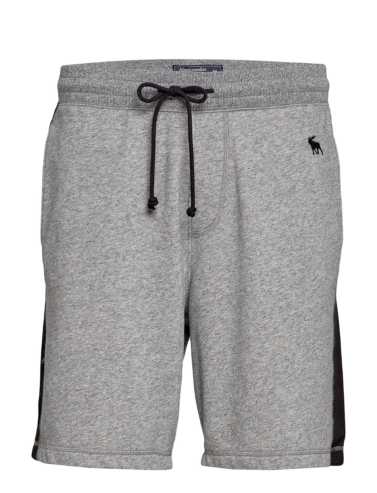 Abercrombie & Fitch Logo Short - MED GREY SD/TEXTURE