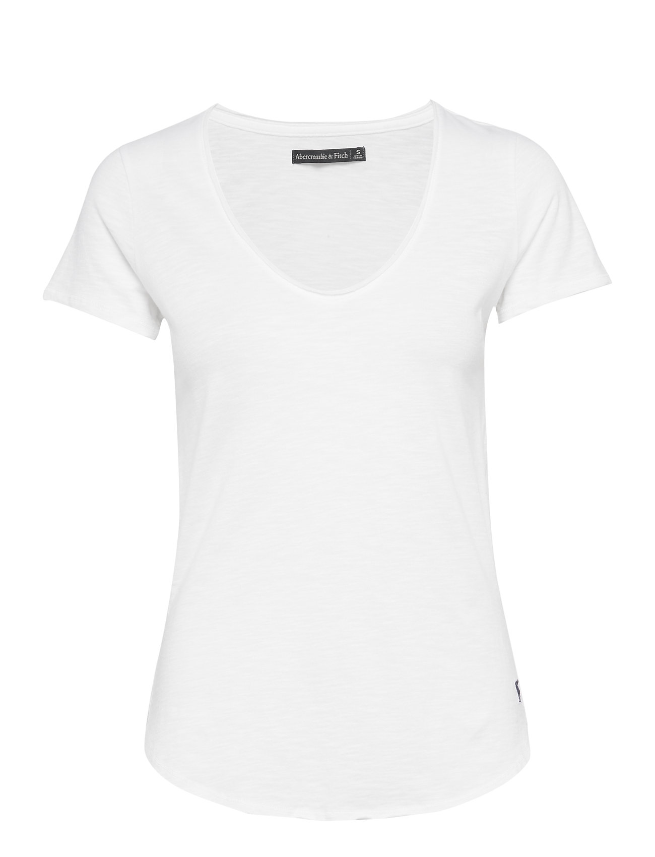 Abercrombie & Fitch Tee - WHITE