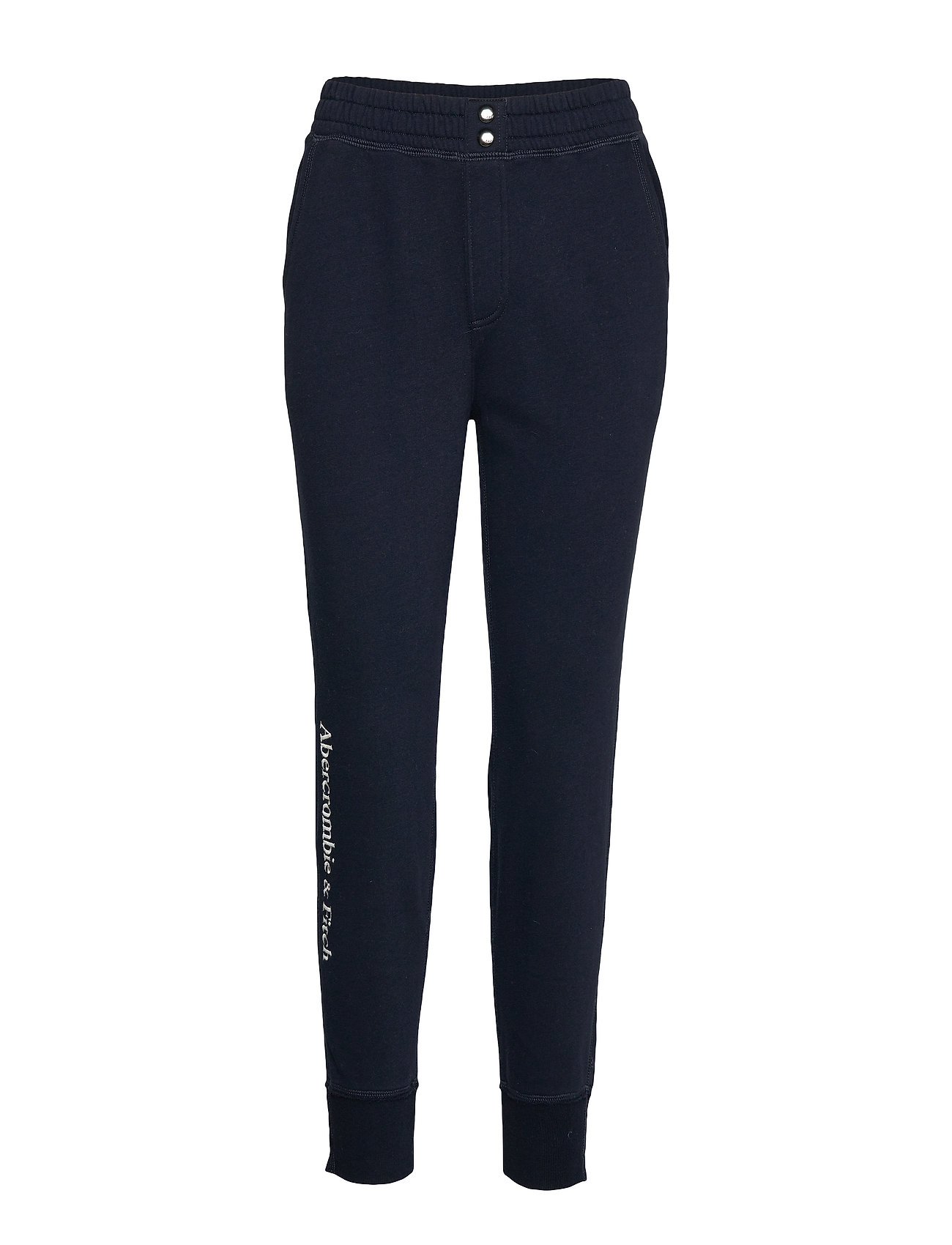 Abercrombie & Fitch High Rise Jogger - NAVY DD
