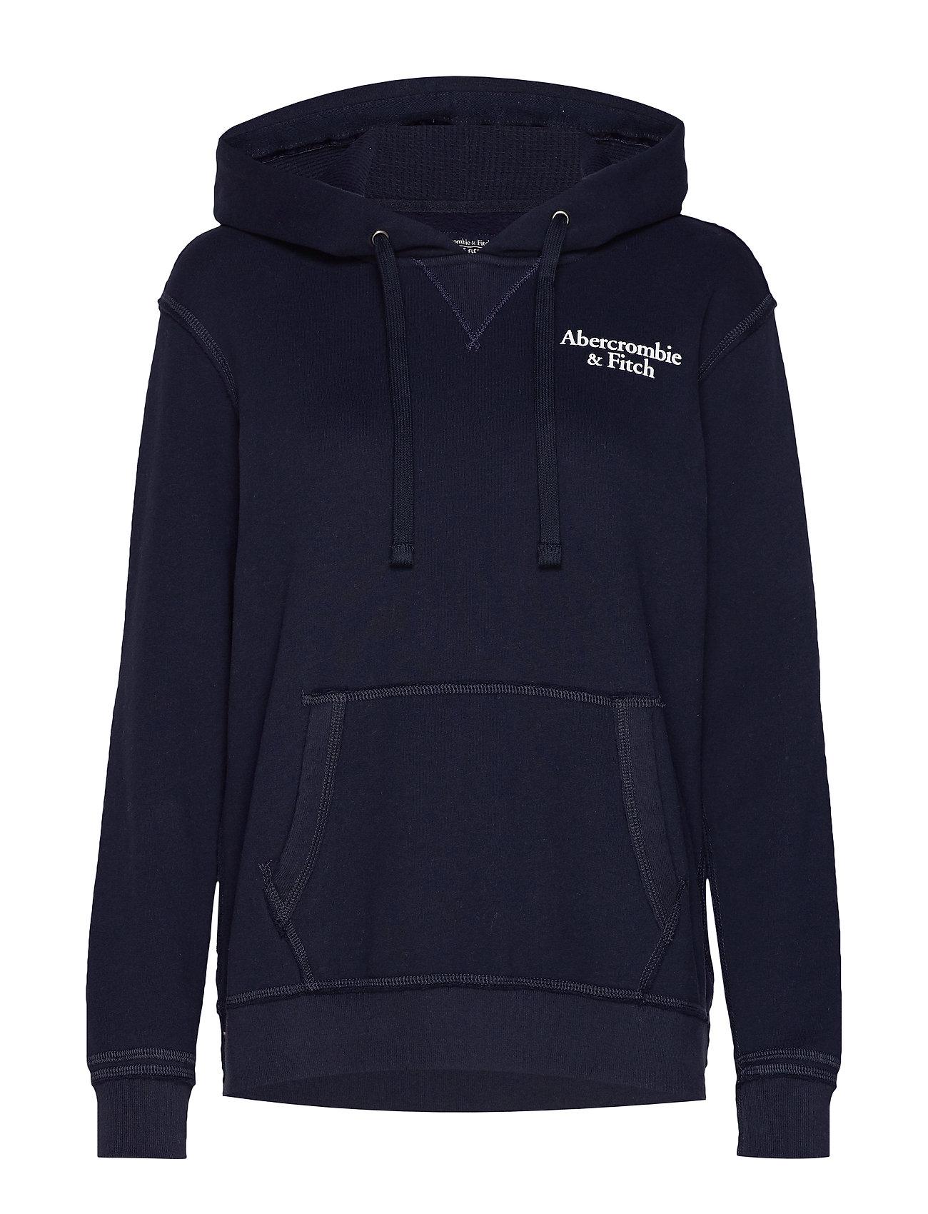 Abercrombie & Fitch Trend Logo Popover - NAVY DD