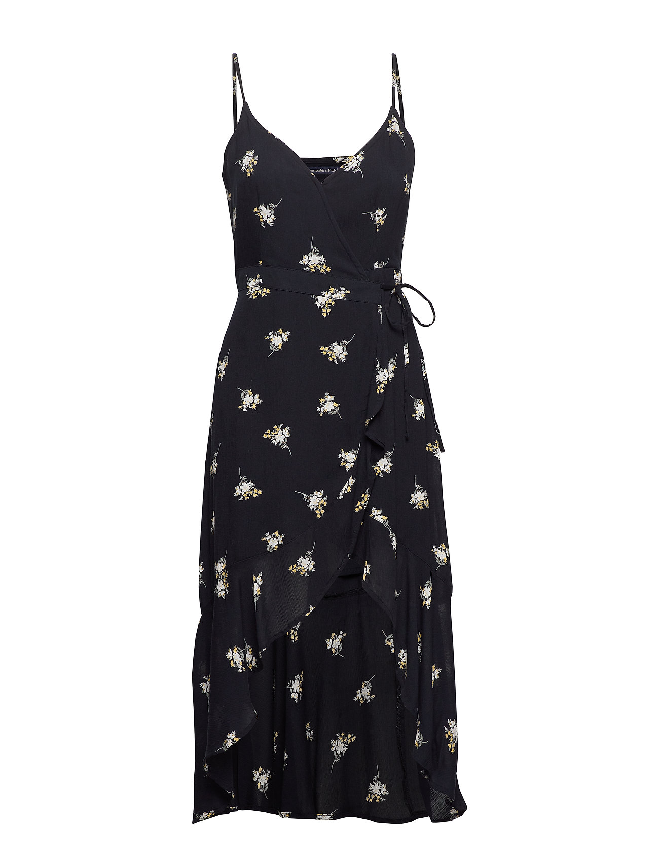 Abercrombie & Fitch Dress - BLACK PRINT
