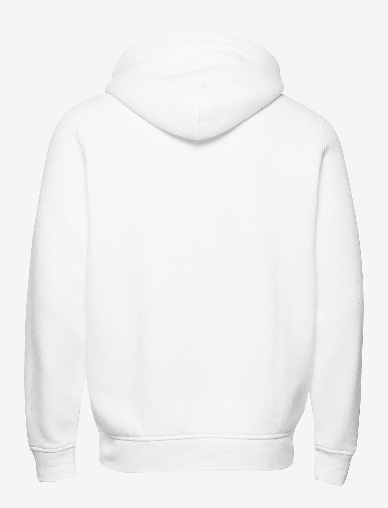 Abercrombie & Fitch Icon Popover - Sweatshirts White