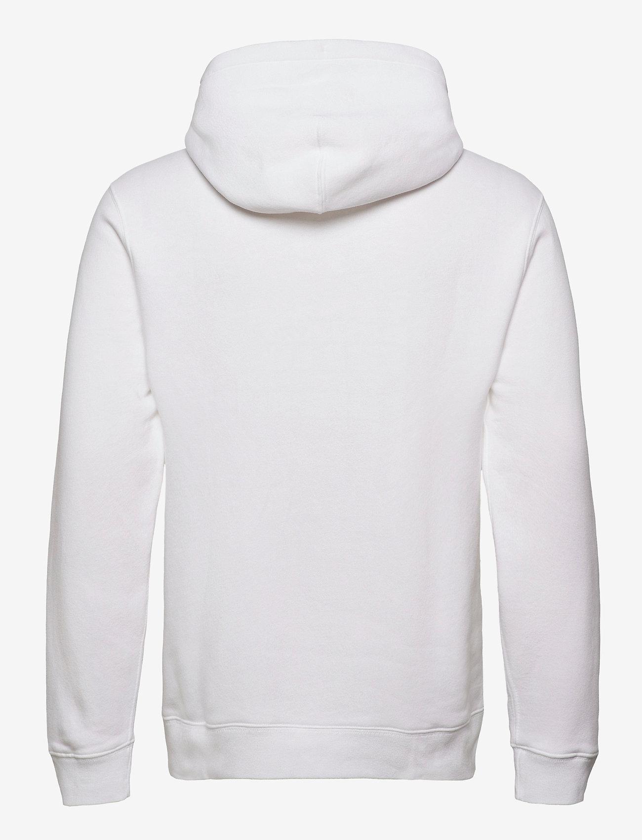 Logocon Applique (White) (56.25 €) - Abercrombie & Fitch FrWvS