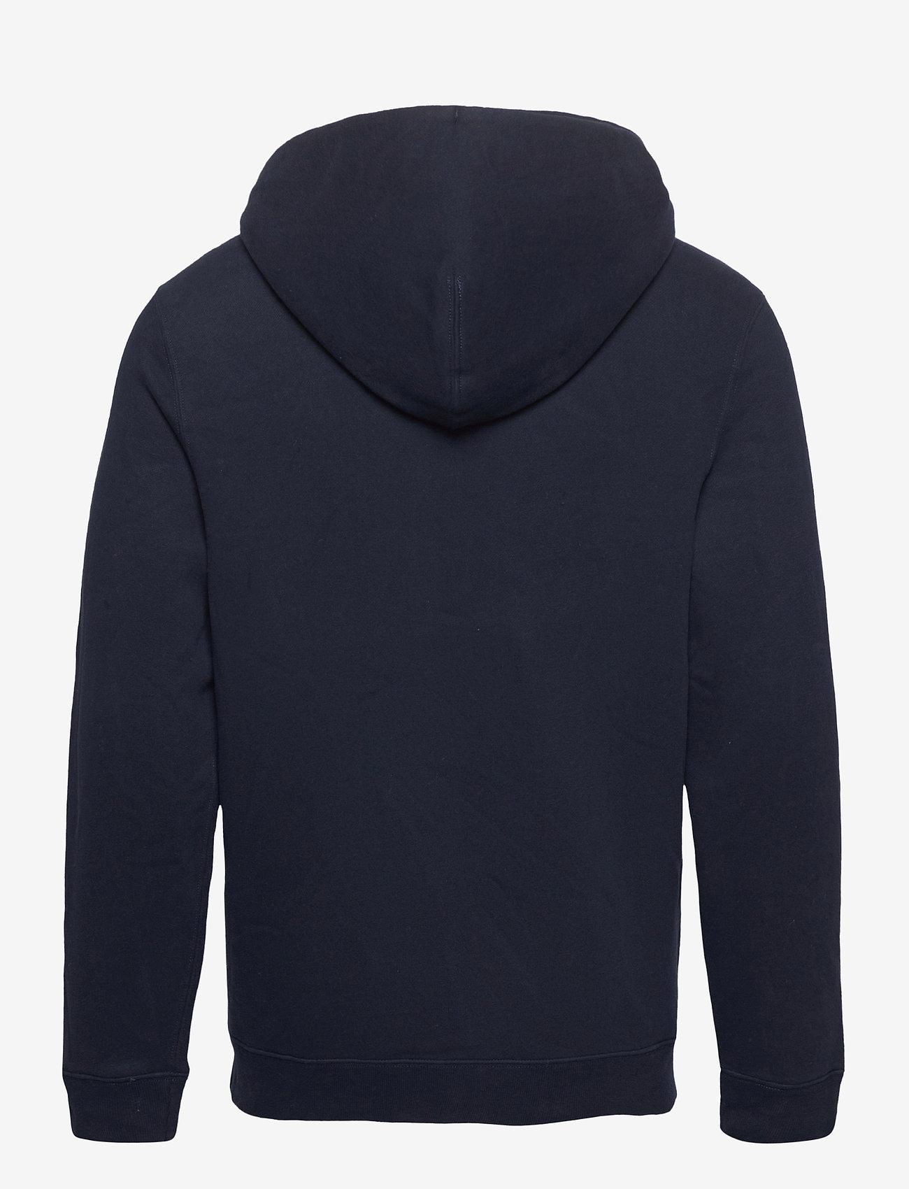 Abercrombie & Fitch ANF MENS SWEATSHIRTS - Sweatshirts NAVY DD - Menn Klær