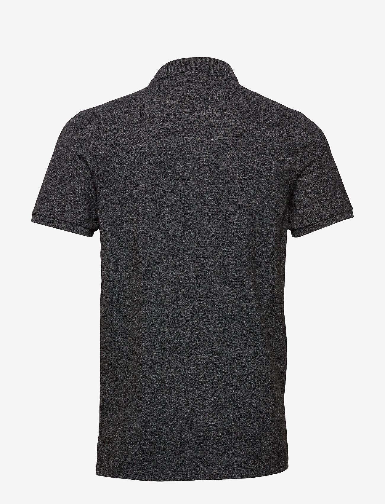 Classic Icon Stretch Polo (Black Dd) (43.40 €) - Abercrombie & Fitch pEHC8