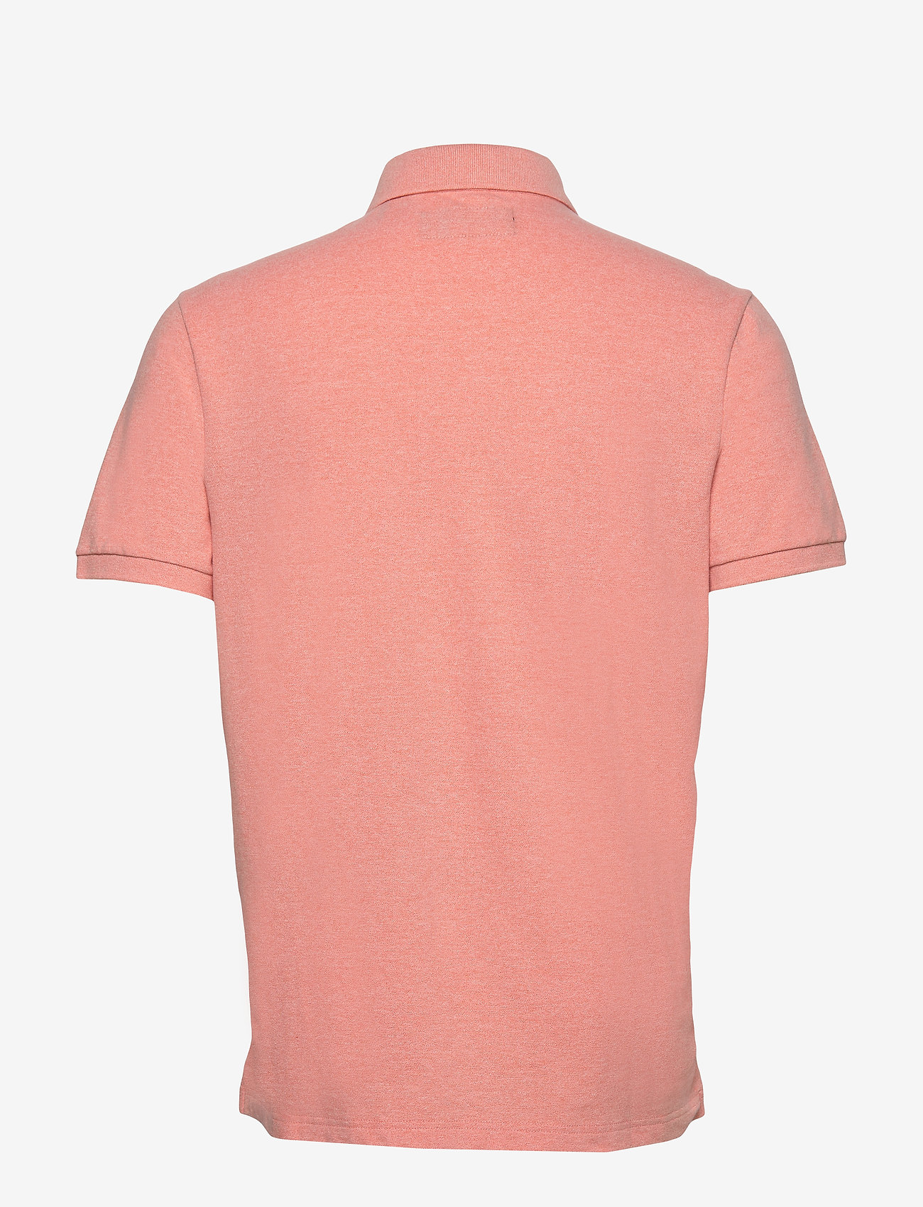 Abercrombie & Fitch Coral Siro Core Polo - Shirts