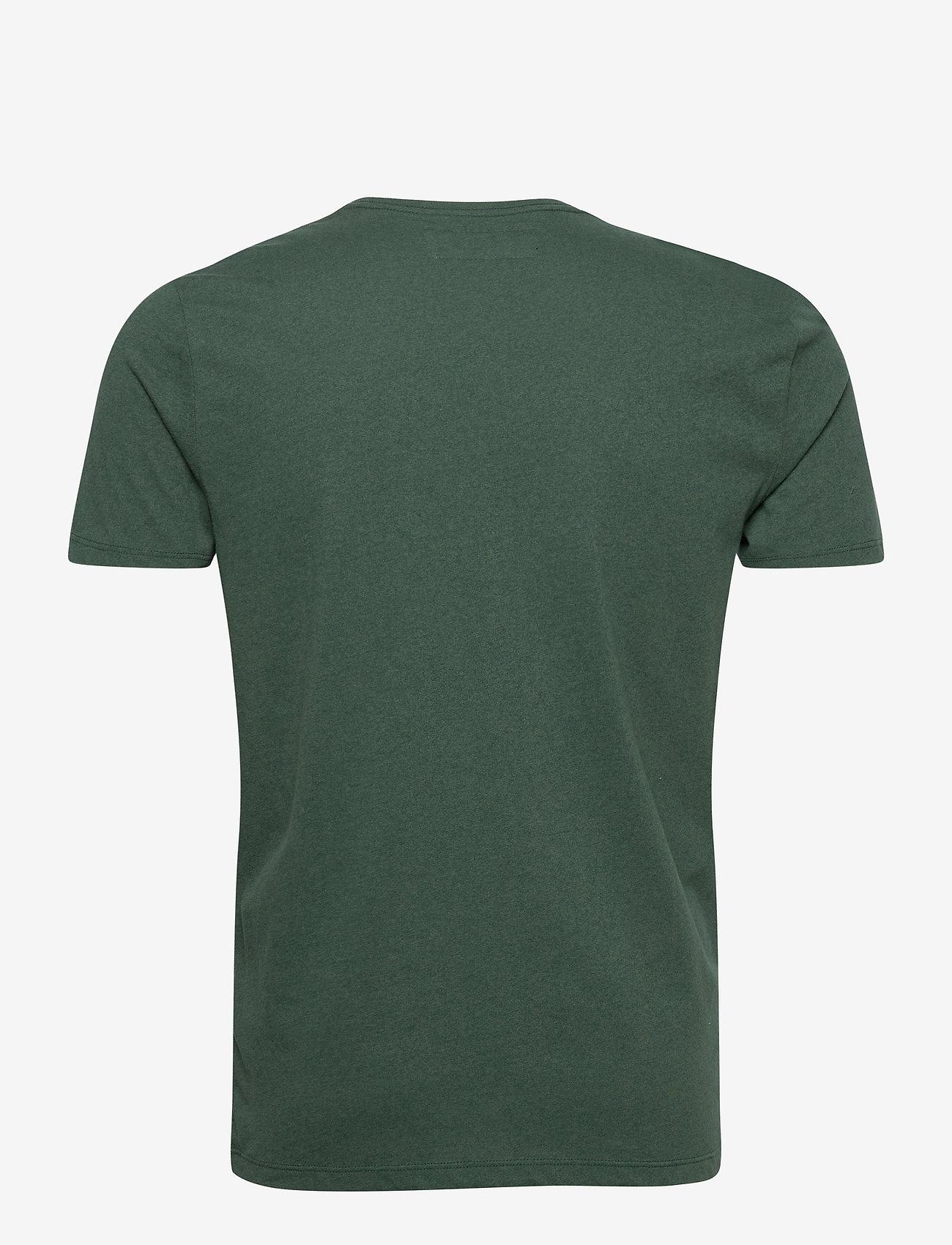 Abercrombie & Fitch Icon Vee - T-skjorter GREEN DD - Menn Klær