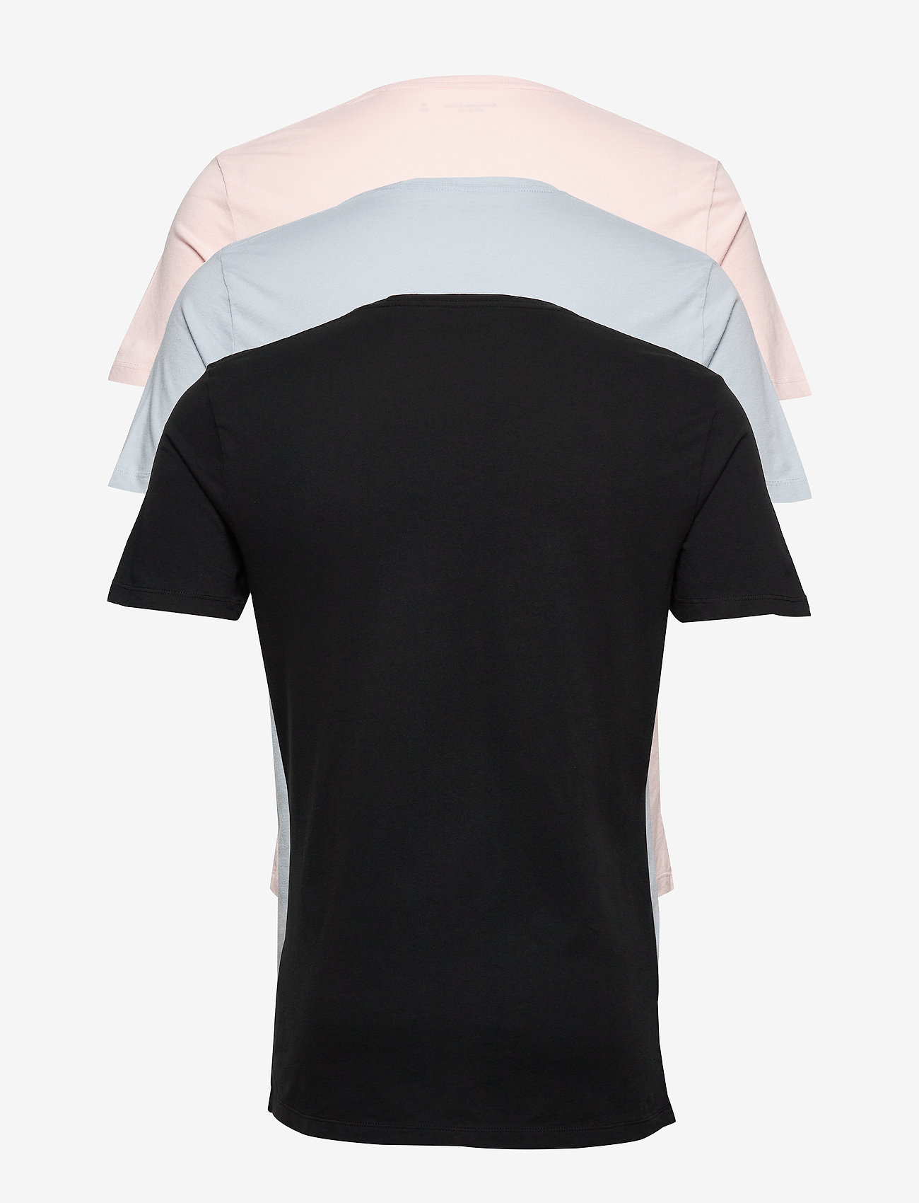 Abercrombie & Fitch Crew Multipack - T-skjorter LIGHT PINK DD - Menn Klær
