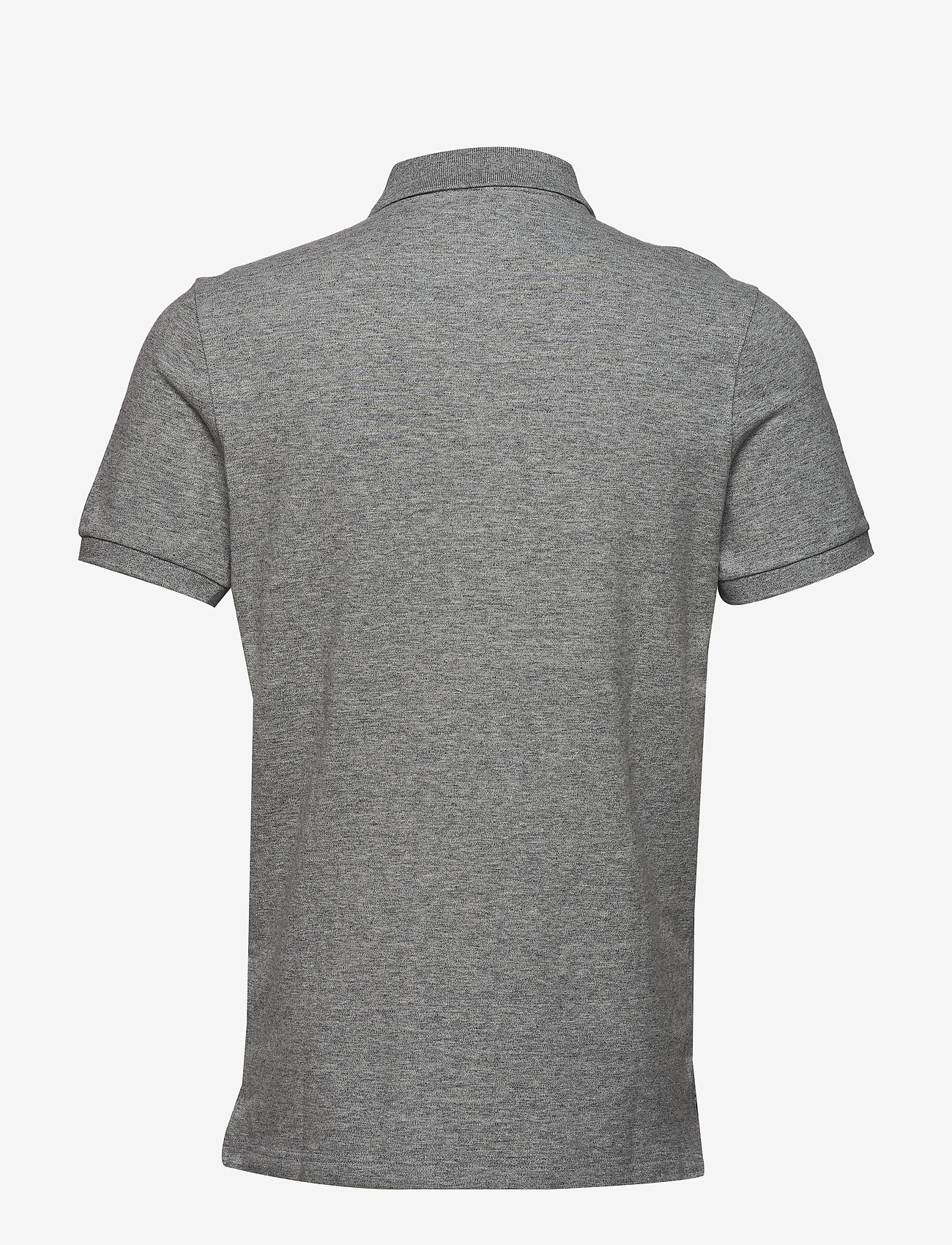 Abercrombie & Fitch Exploded Polo - Pikéer Med Grey Flat