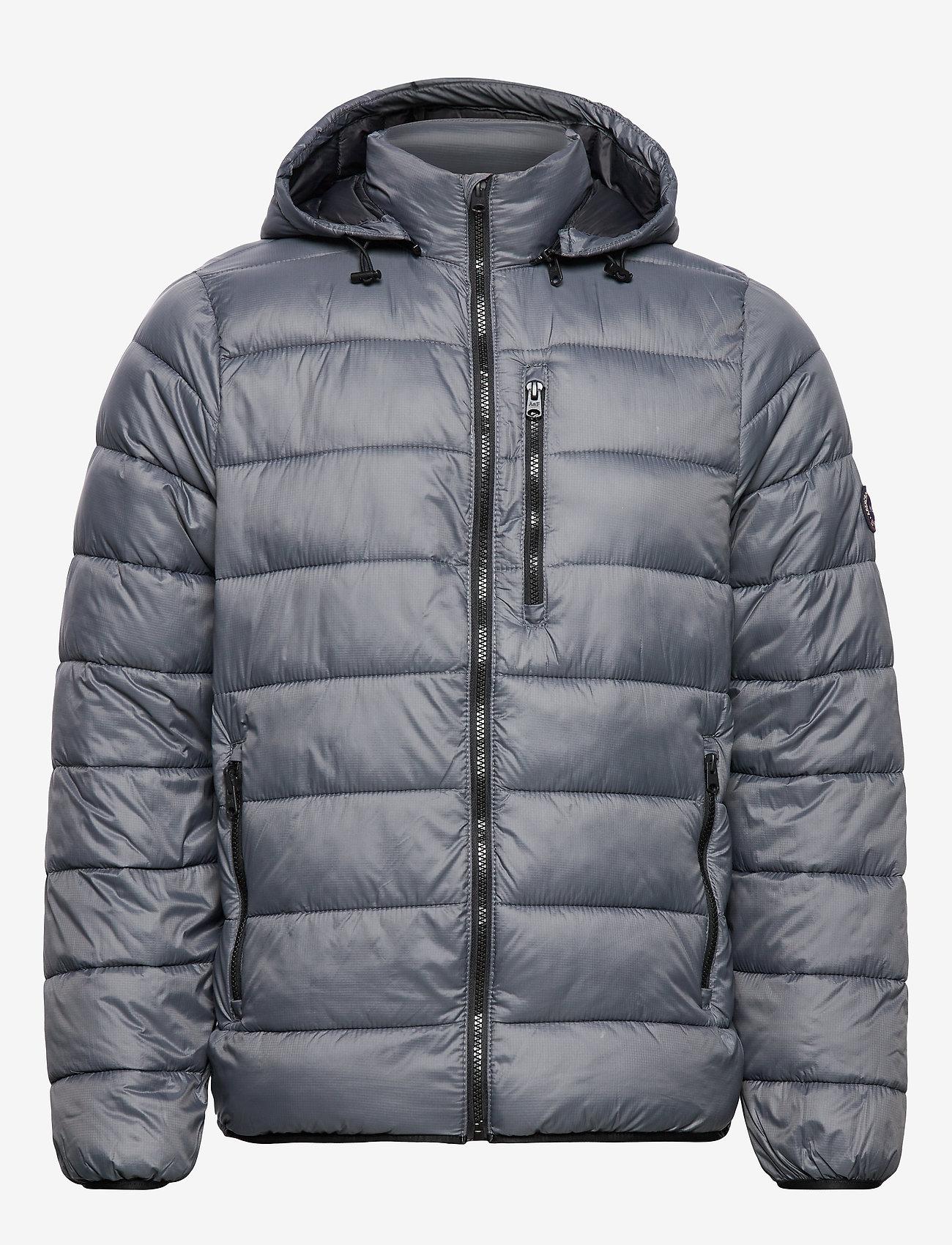 Abercrombie & Fitch Lightweight Primaloft Puffer - Jackets & Coats