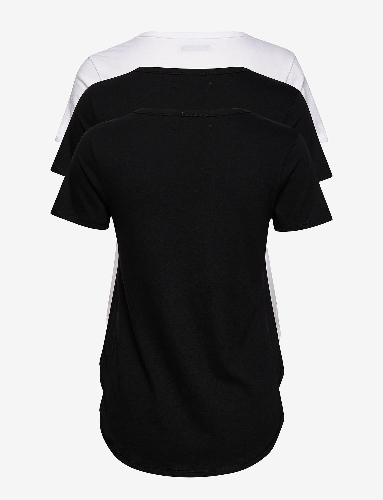 Abercrombie & Fitch Vneck Multipack - T-shirts & Tops