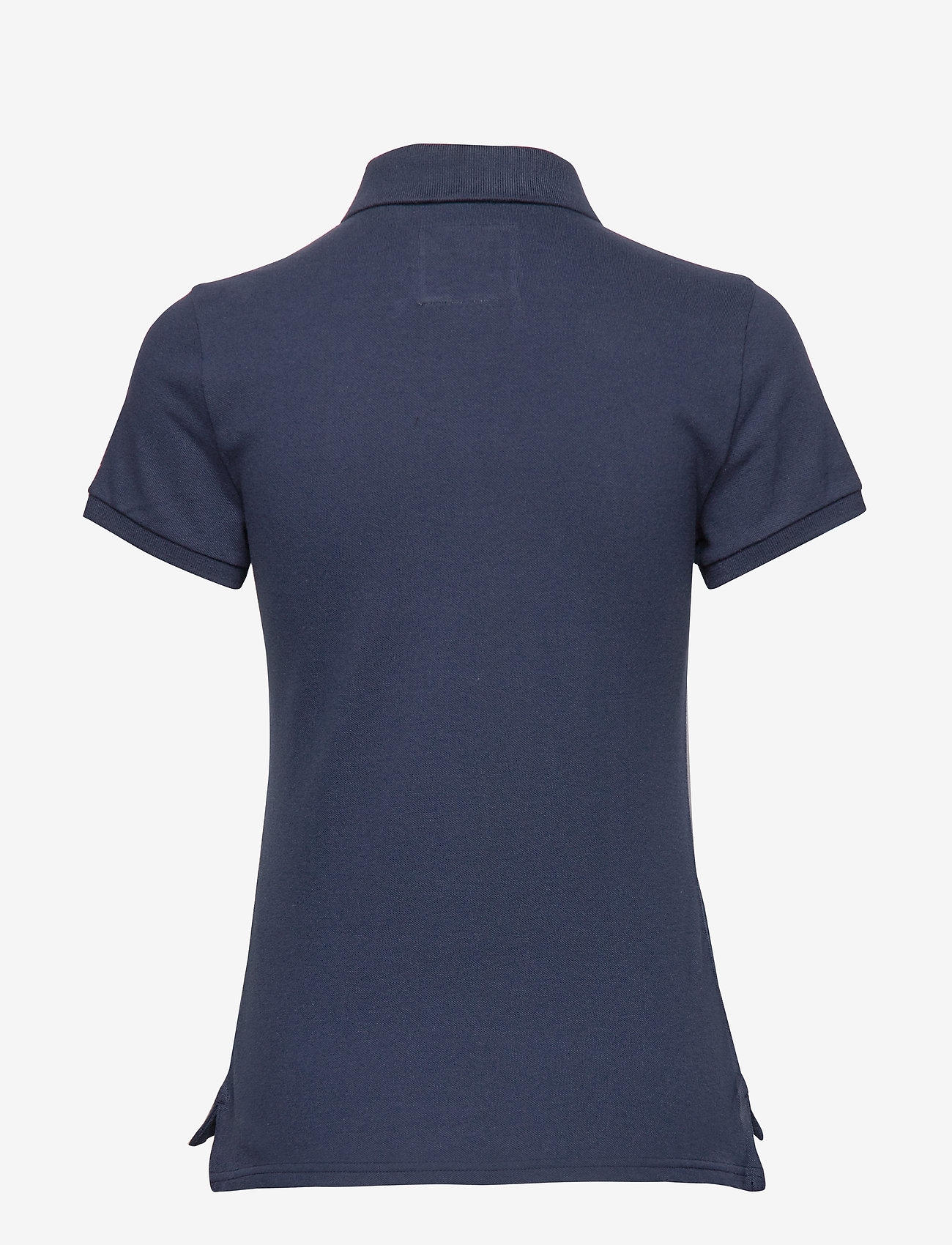 Abercrombie & Fitch - Polo - poloshirts - med blue dd - 1