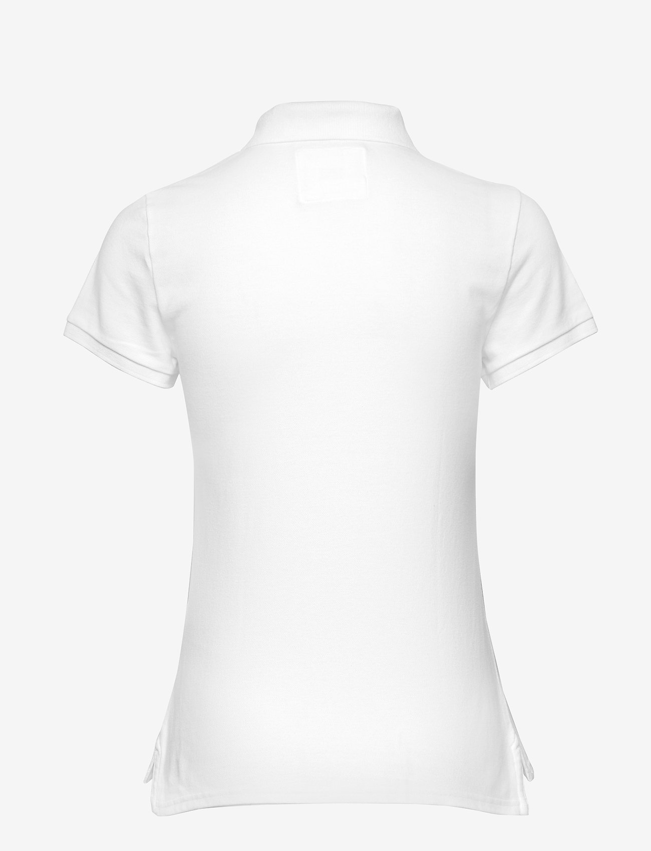 Abercrombie & Fitch - Polo - basic t-shirts - white - 1