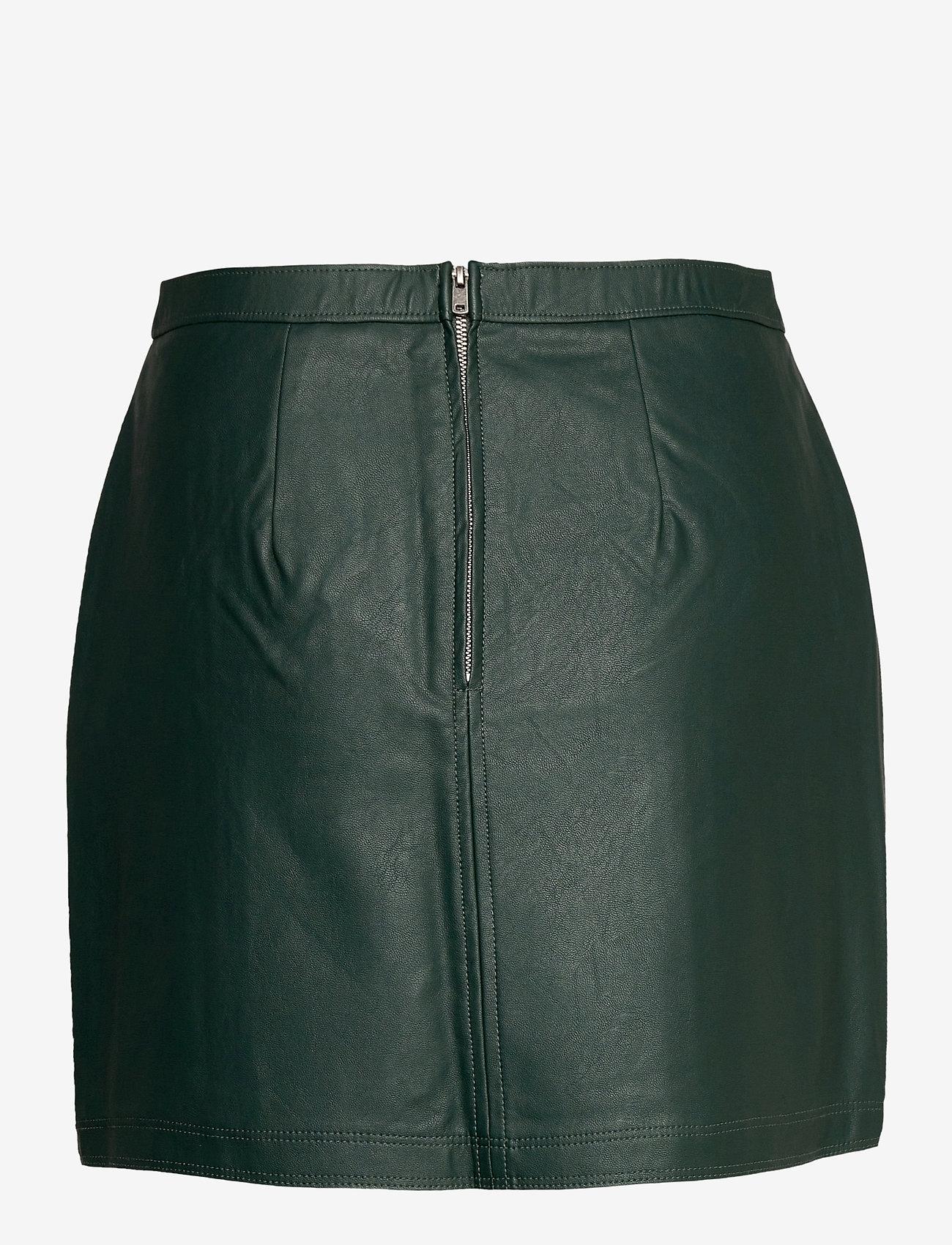 Abercrombie & Fitch - ANF WOMENS SKIRTS - korta kjolar - olive dd - 1