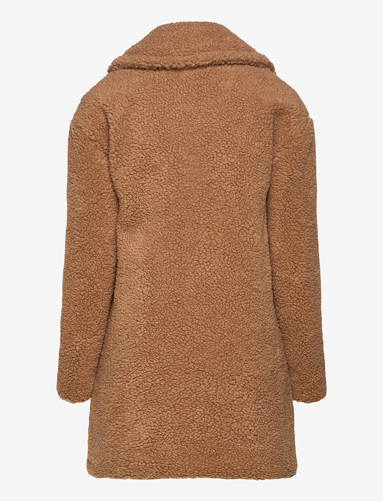 Abercrombie & Fitch - ANF WOMENS OUTERWEAR - faux fur - light brown dd - 1