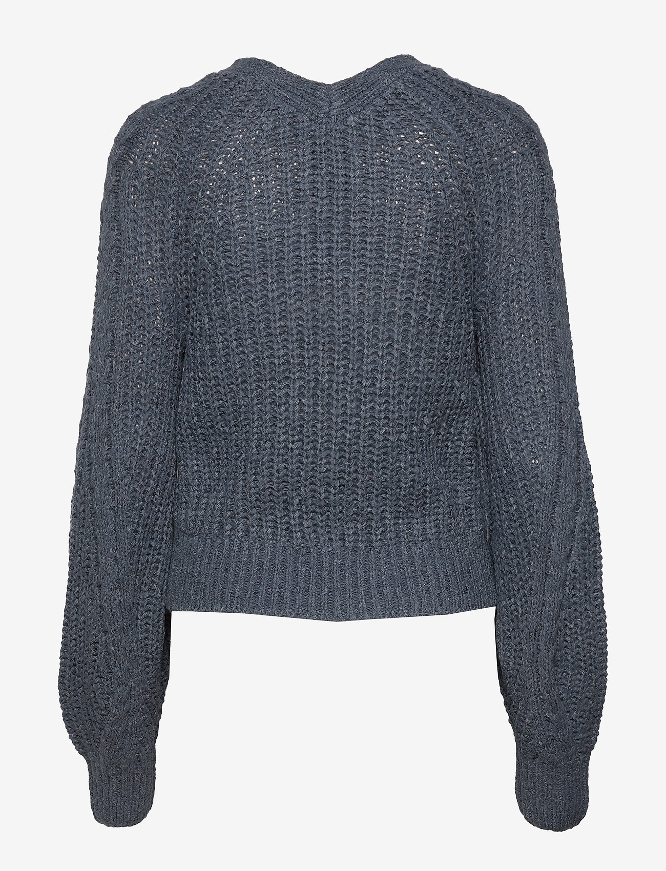 Short Stichy Cardi (Med Blue Sd/texture) - Abercrombie & Fitch AAxwwc