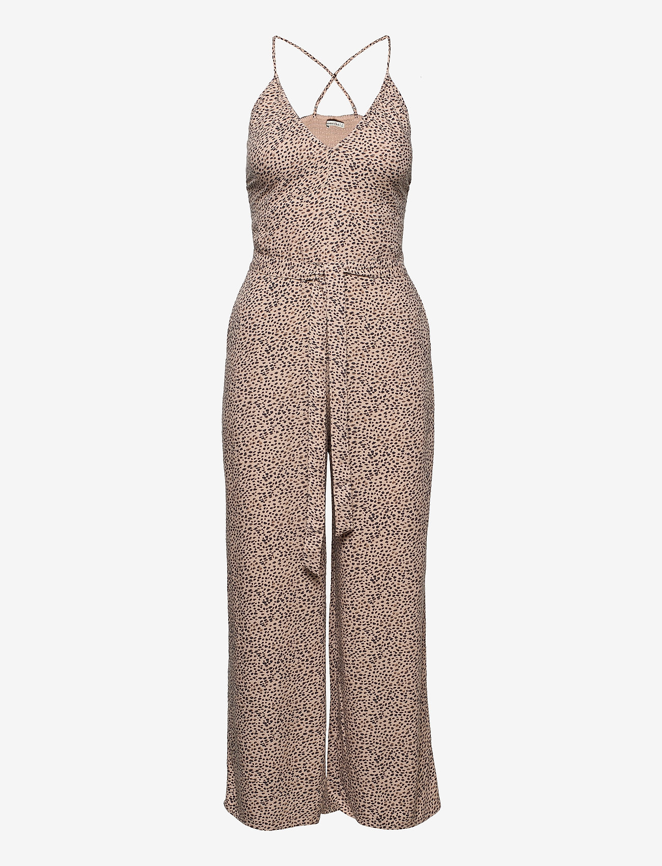 Abercrombie & Fitch - ANF WOMENS DRESSES - jumpsuits - animal - 0