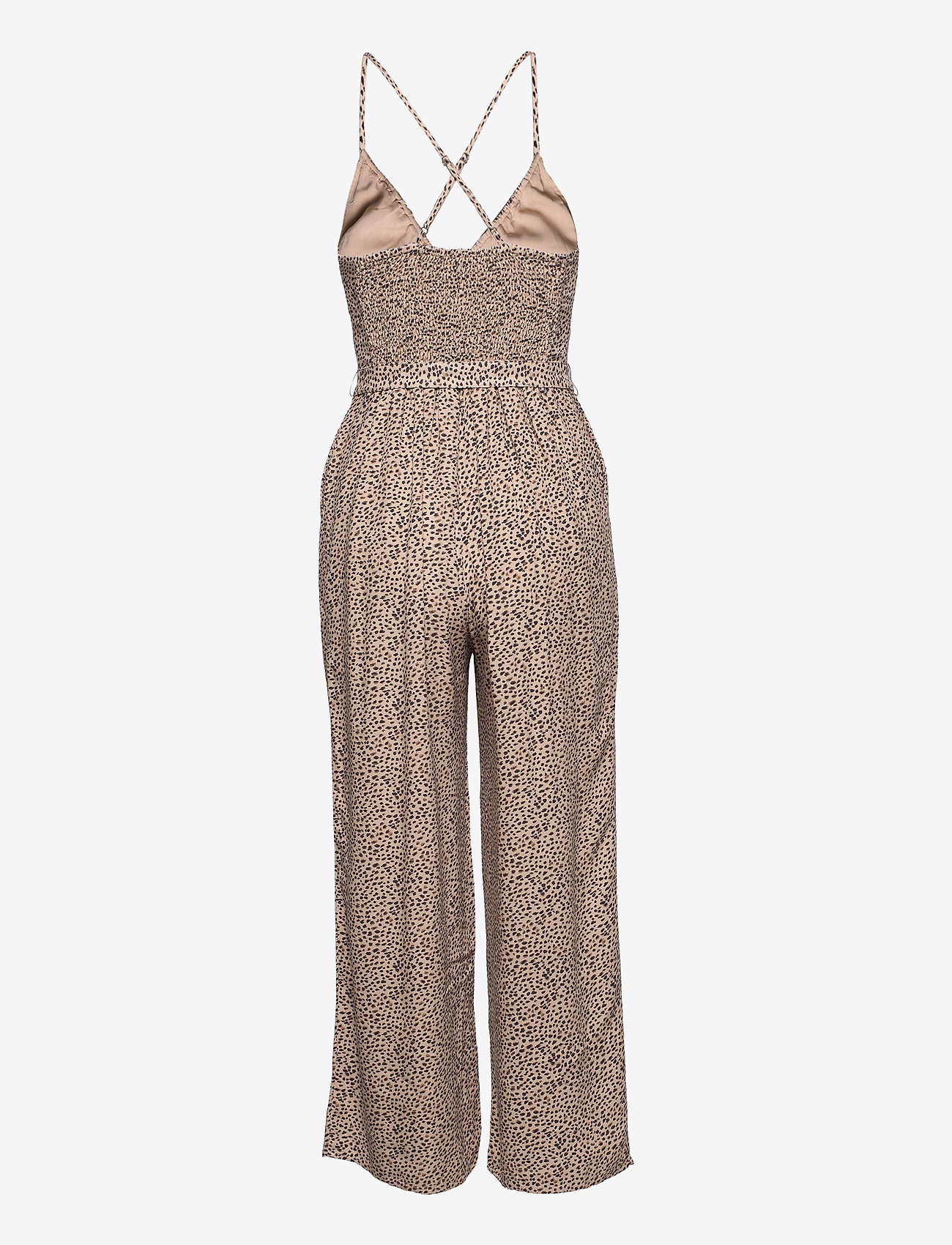 Abercrombie & Fitch - ANF WOMENS DRESSES - jumpsuits - animal - 1