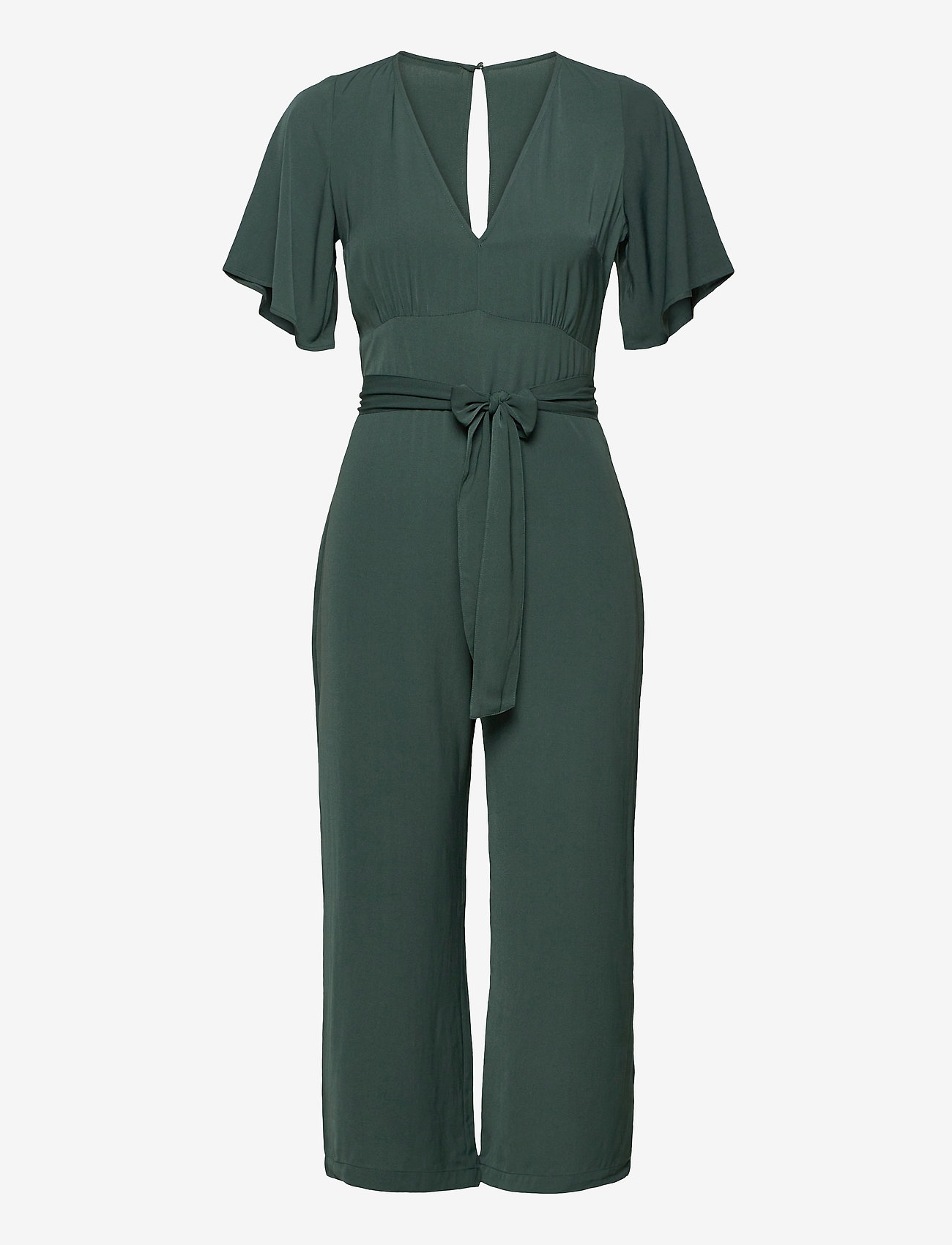 Abercrombie & Fitch - ANF WOMENS DRESSES - jumpsuits - green dd - 0