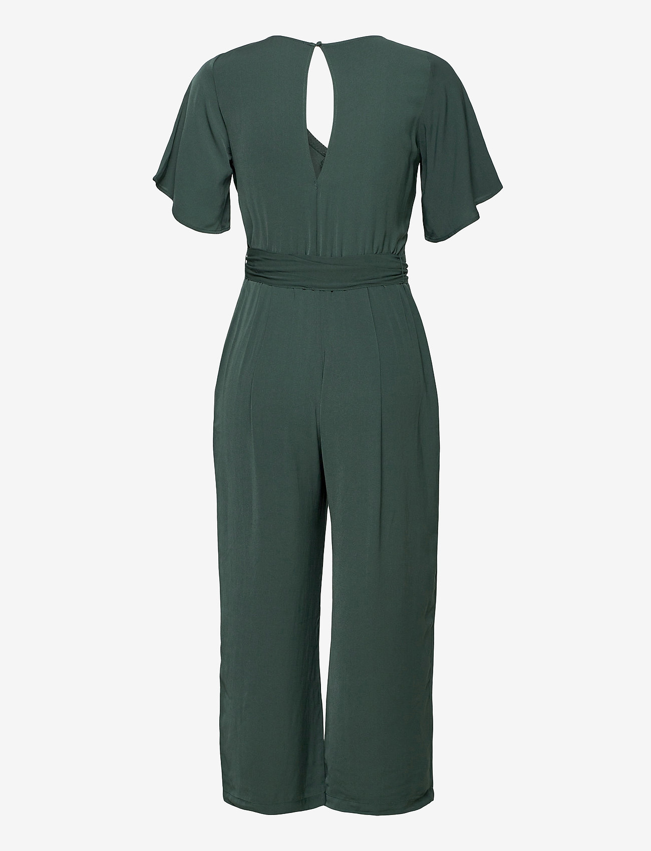 Abercrombie & Fitch - ANF WOMENS DRESSES - jumpsuits - green dd - 1