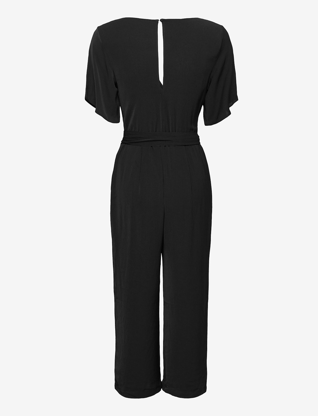 Abercrombie & Fitch - ANF WOMENS DRESSES - jumpsuits - black dd - 1