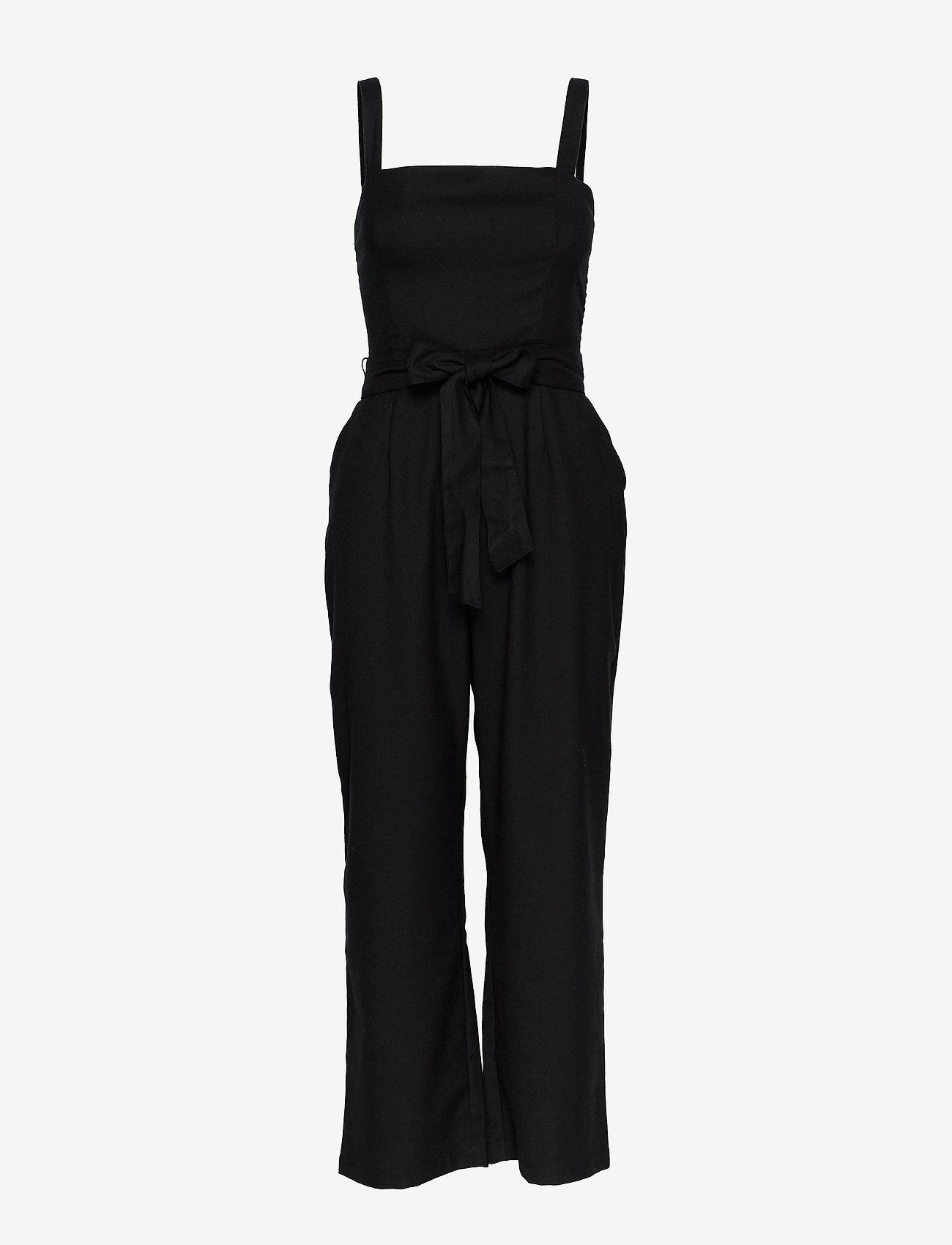 Abercrombie & Fitch - Jumpsuit - buksedragter - black dd - 0