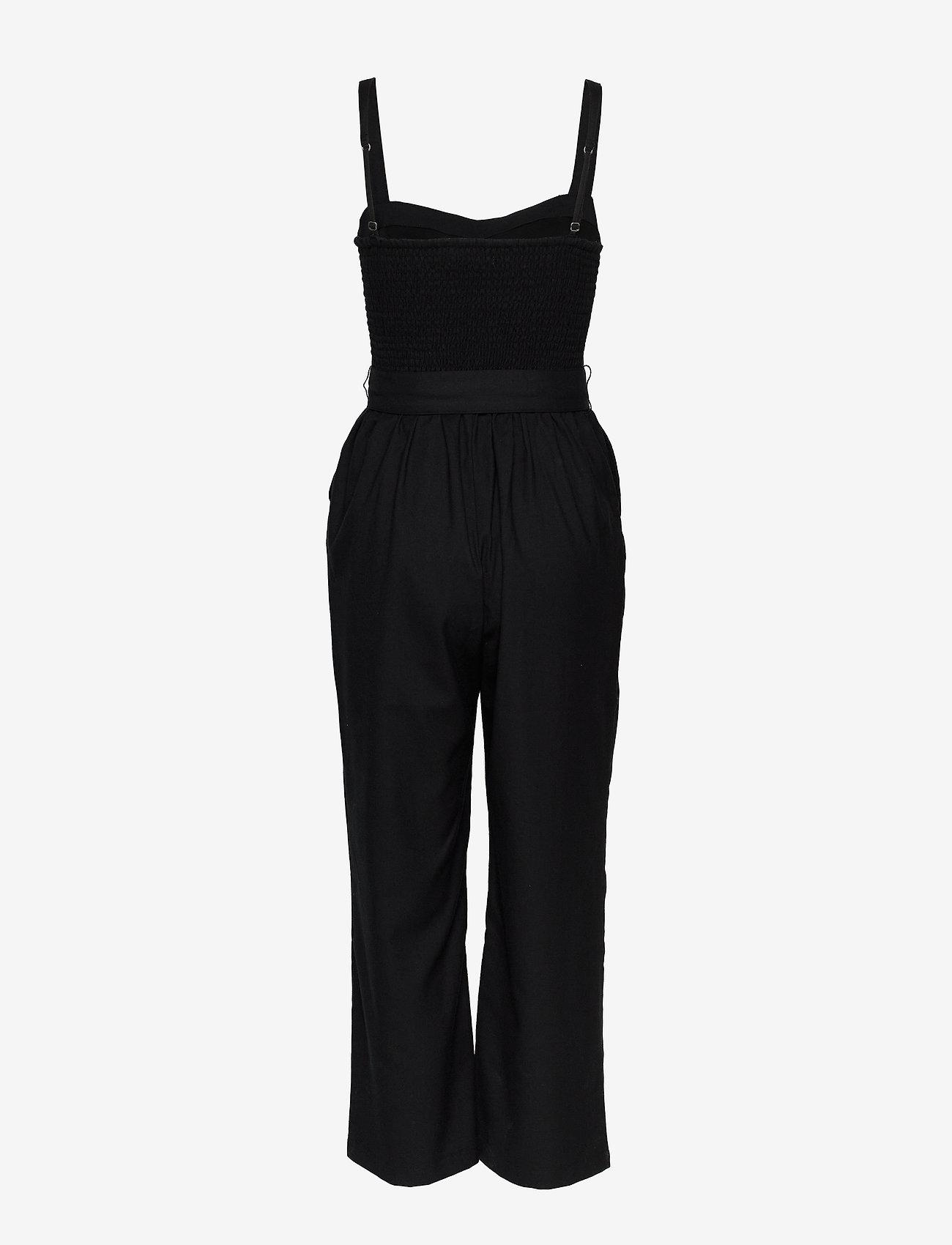 Abercrombie & Fitch - Jumpsuit - buksedragter - black dd - 1