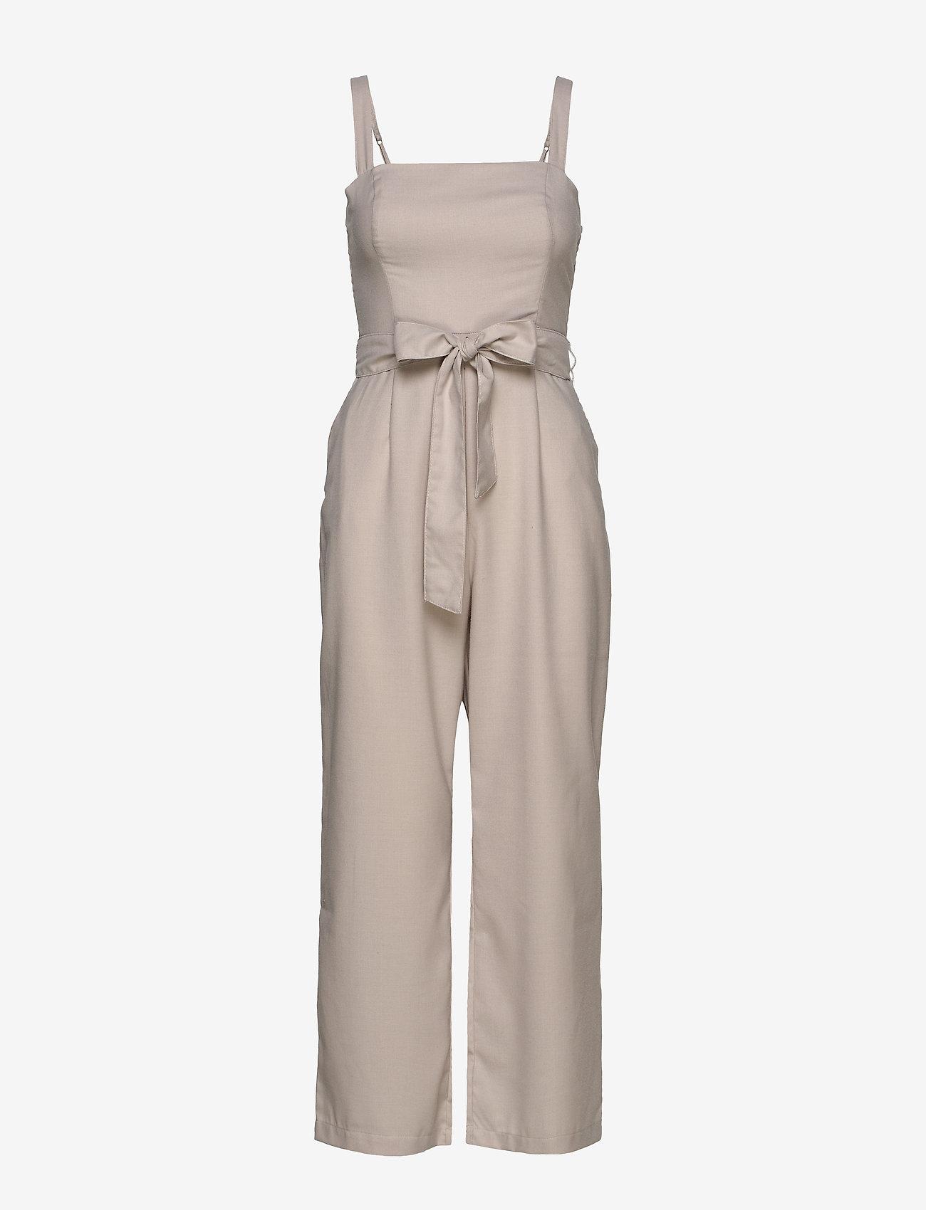Abercrombie & Fitch - Jumpsuit - jumpsuits - cream - 0