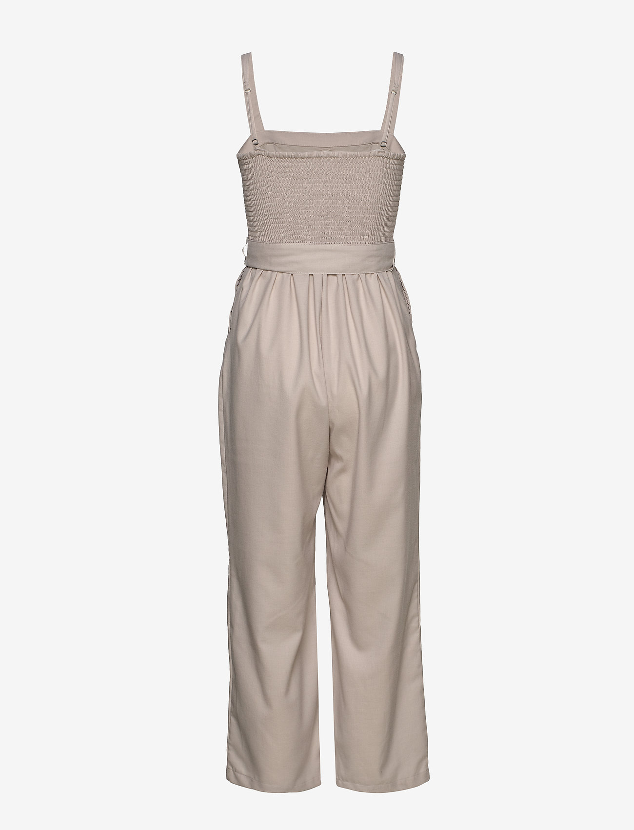 Abercrombie & Fitch - Jumpsuit - jumpsuits - cream - 1
